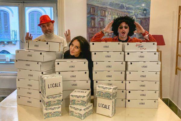 delivery Palermo Locale