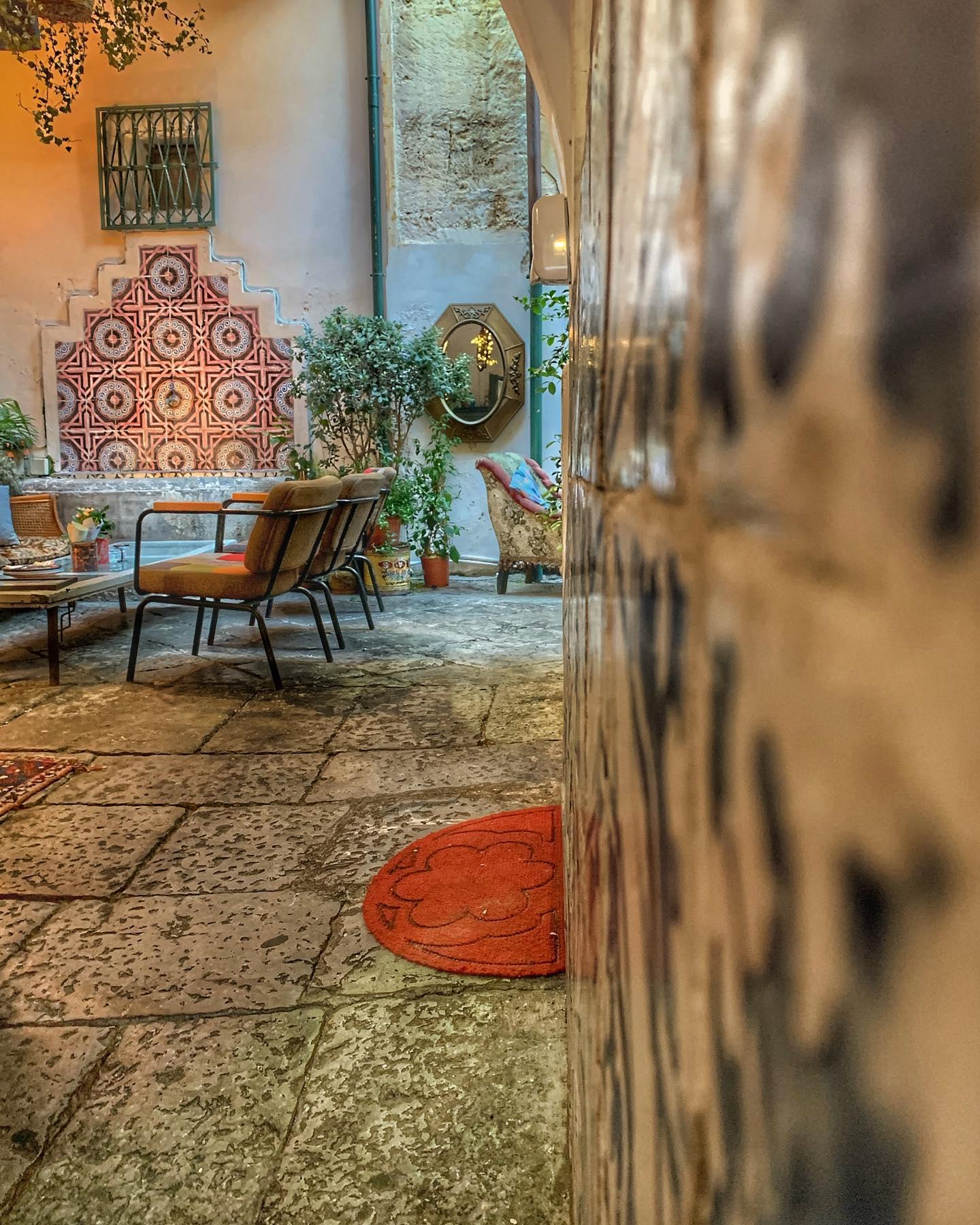 Locale Palermo ristorante