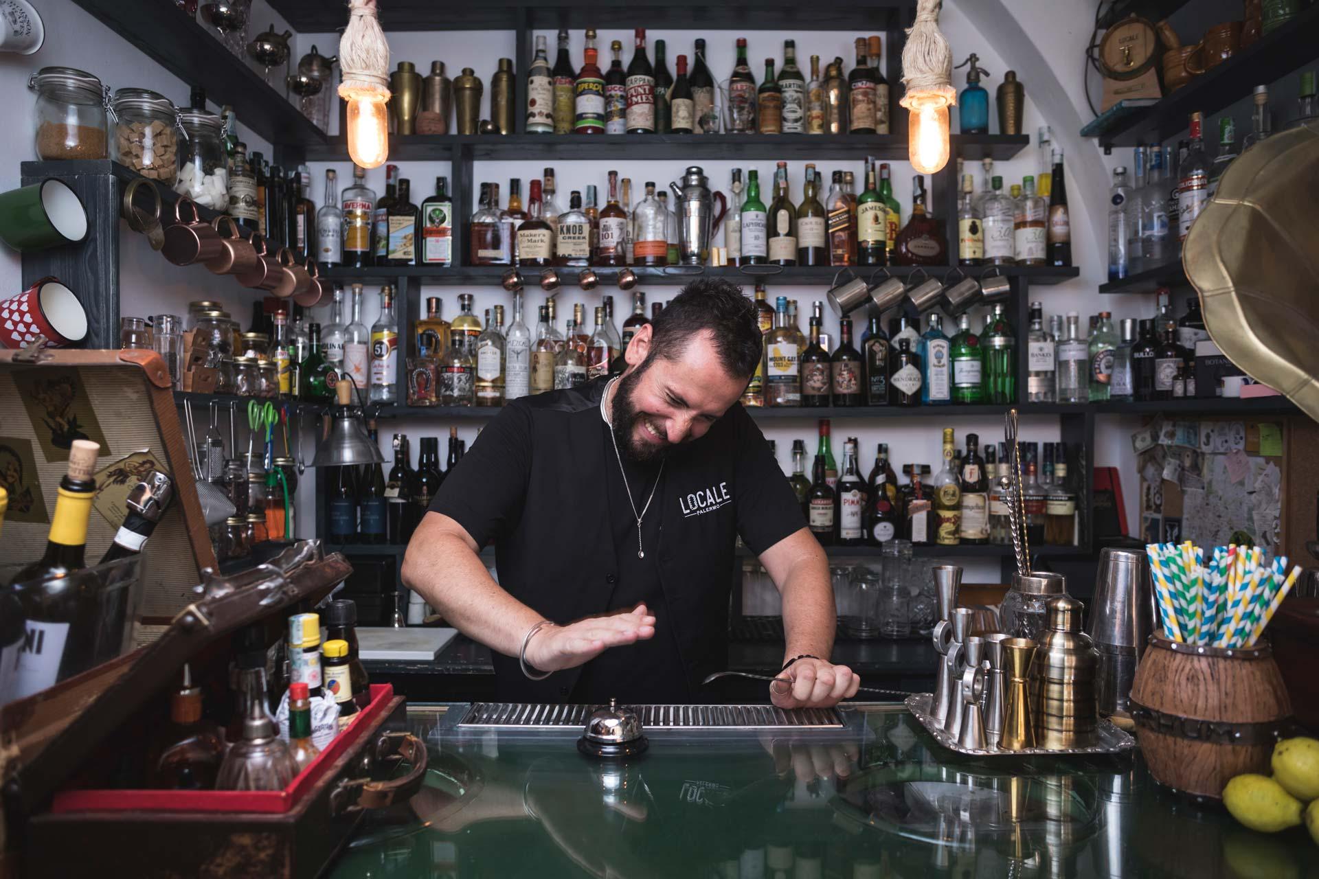Angolo Cocktail Palermo Locale