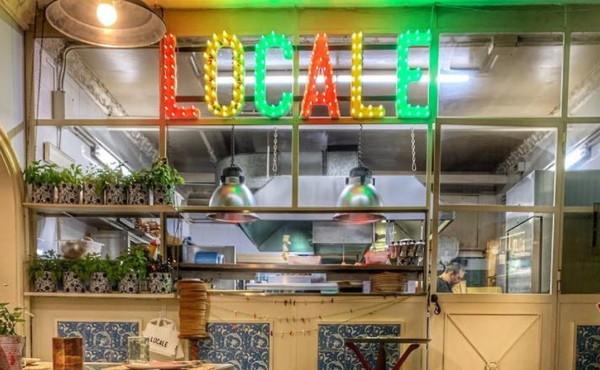 Cucina bellavista Locale Palermo