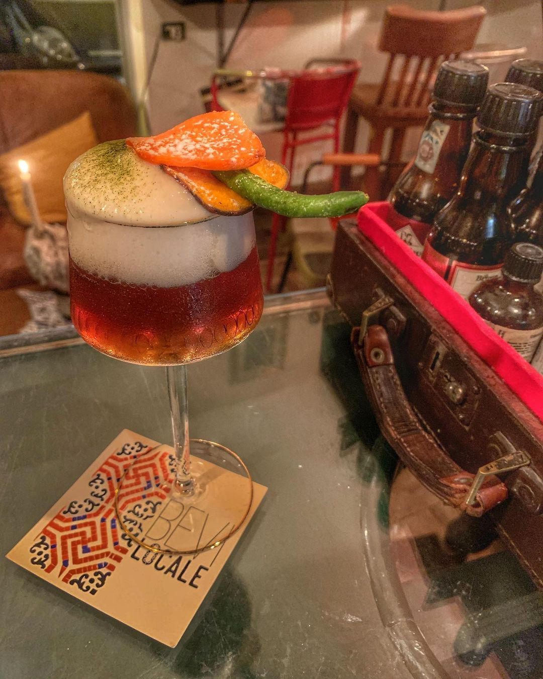 Cocktail Locale Palermo