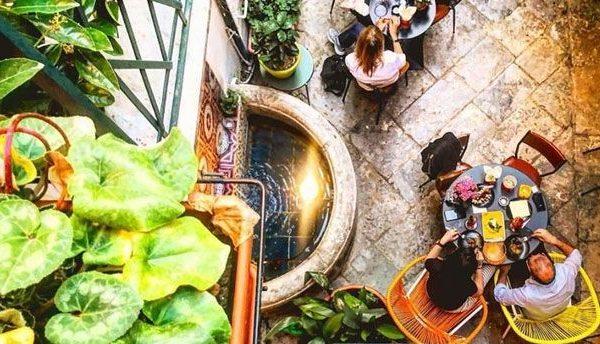 Dettagli Locale Palermo Osteria Ristorante